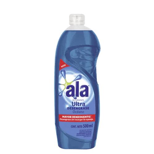 Detergente Ala Ultra Desengrase Oceano paquete