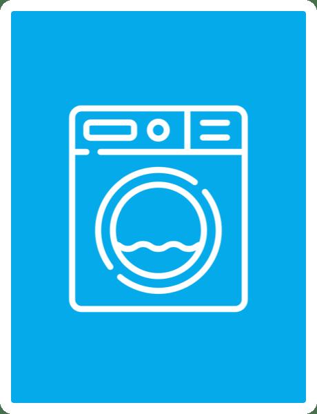 Excelentes resultados aún en ciclos cortos de lavado