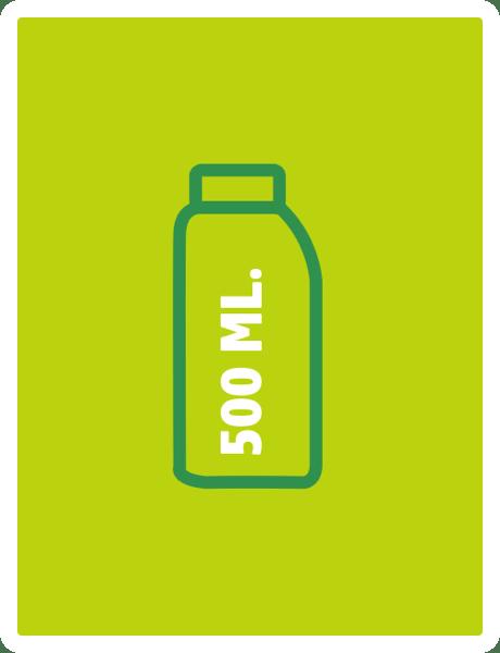 Plástico reciclado y 100% reciclable