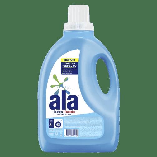 Jabón Líquido Ala Botella paquete